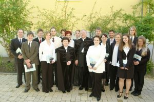 csoportkép 2008. tavasz